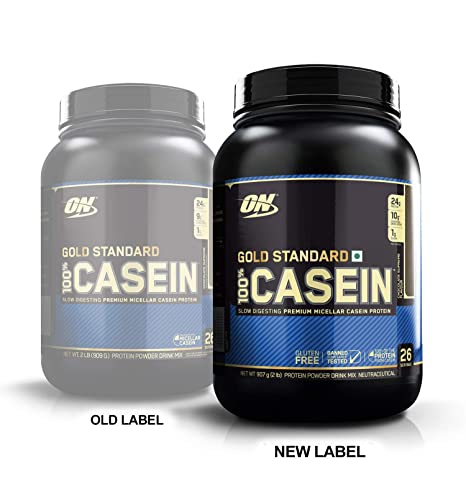 Optimum Nutrition On Gold Standard 100 Casein Protein Powder 2 Lbs 907 G Chocolate Supreme In Health Personal Care