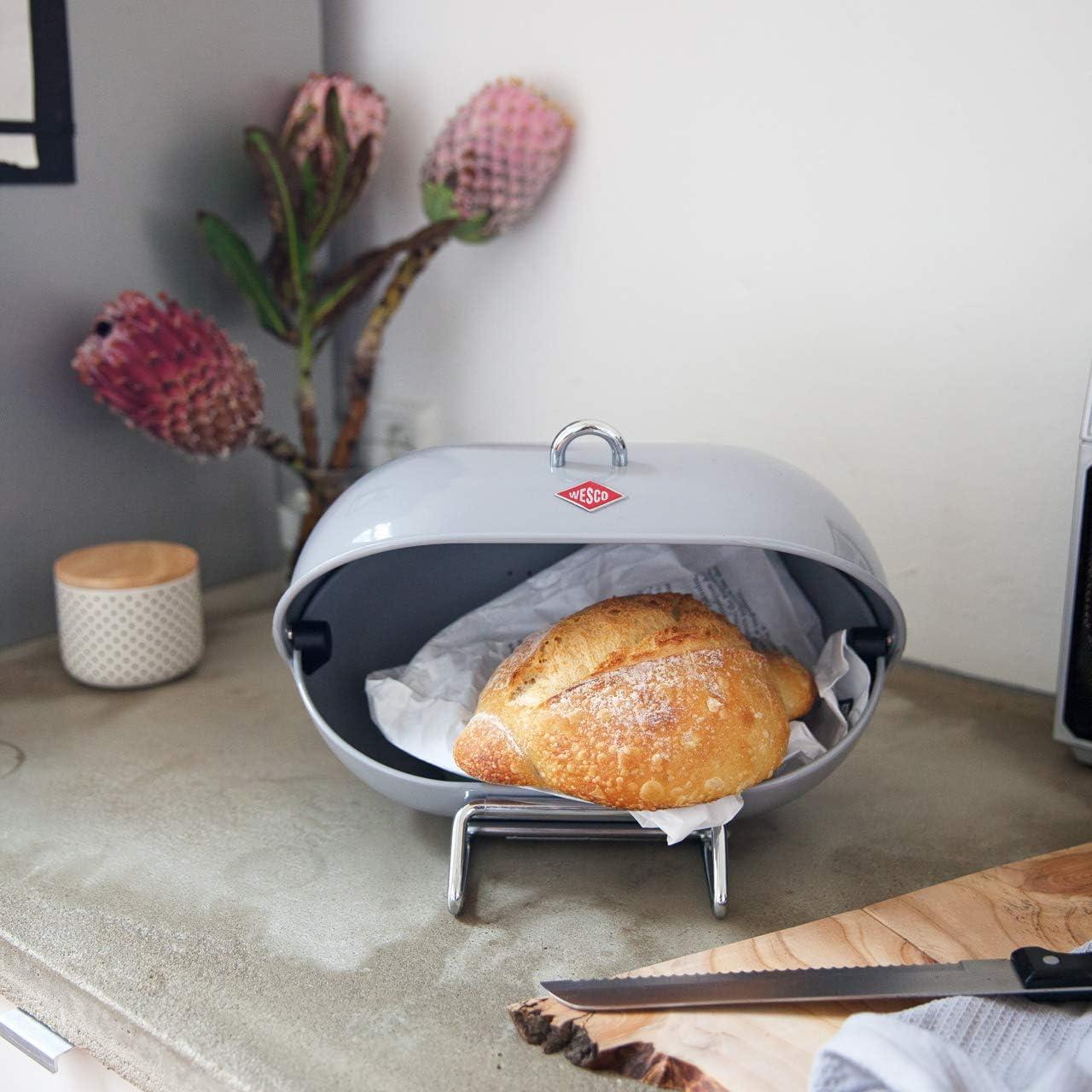 Mandorla Cassetta per il pane Wesco 222 101-23 Single Breadboy colore