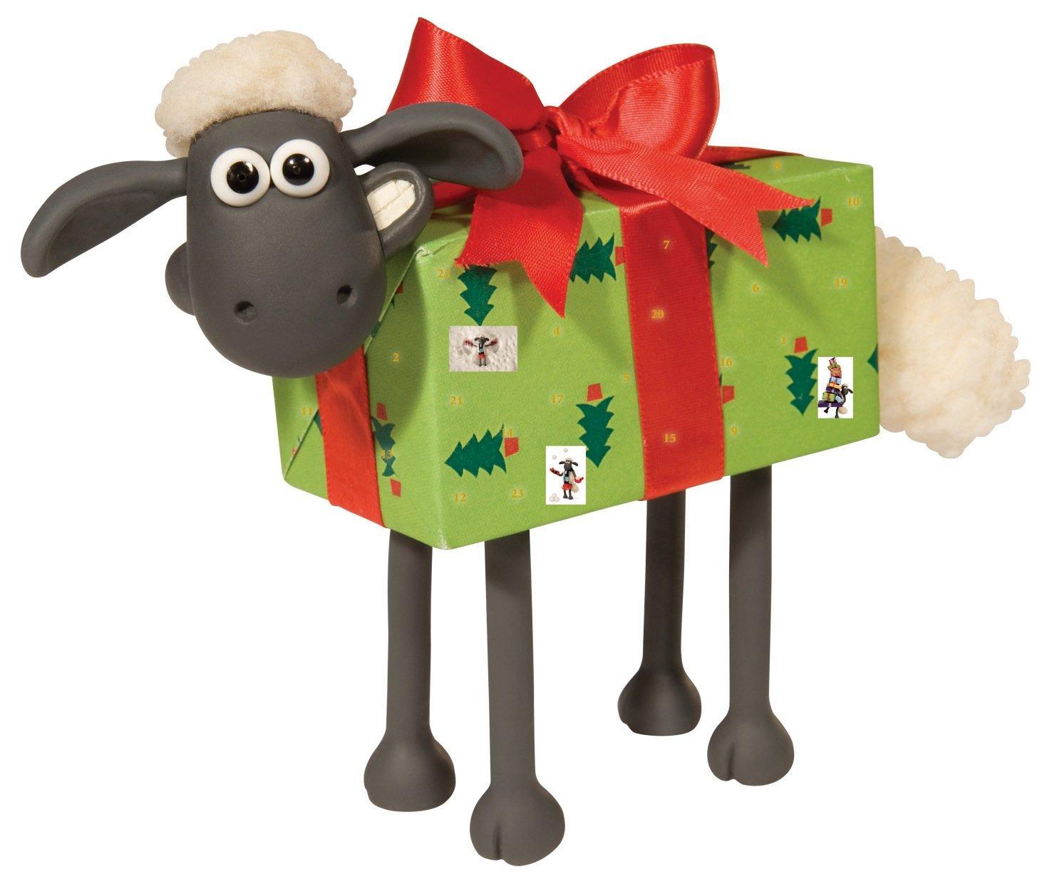 Weihnachten mit Shaun. Adventskalender: Amazon.de: kein Autor: Bücher