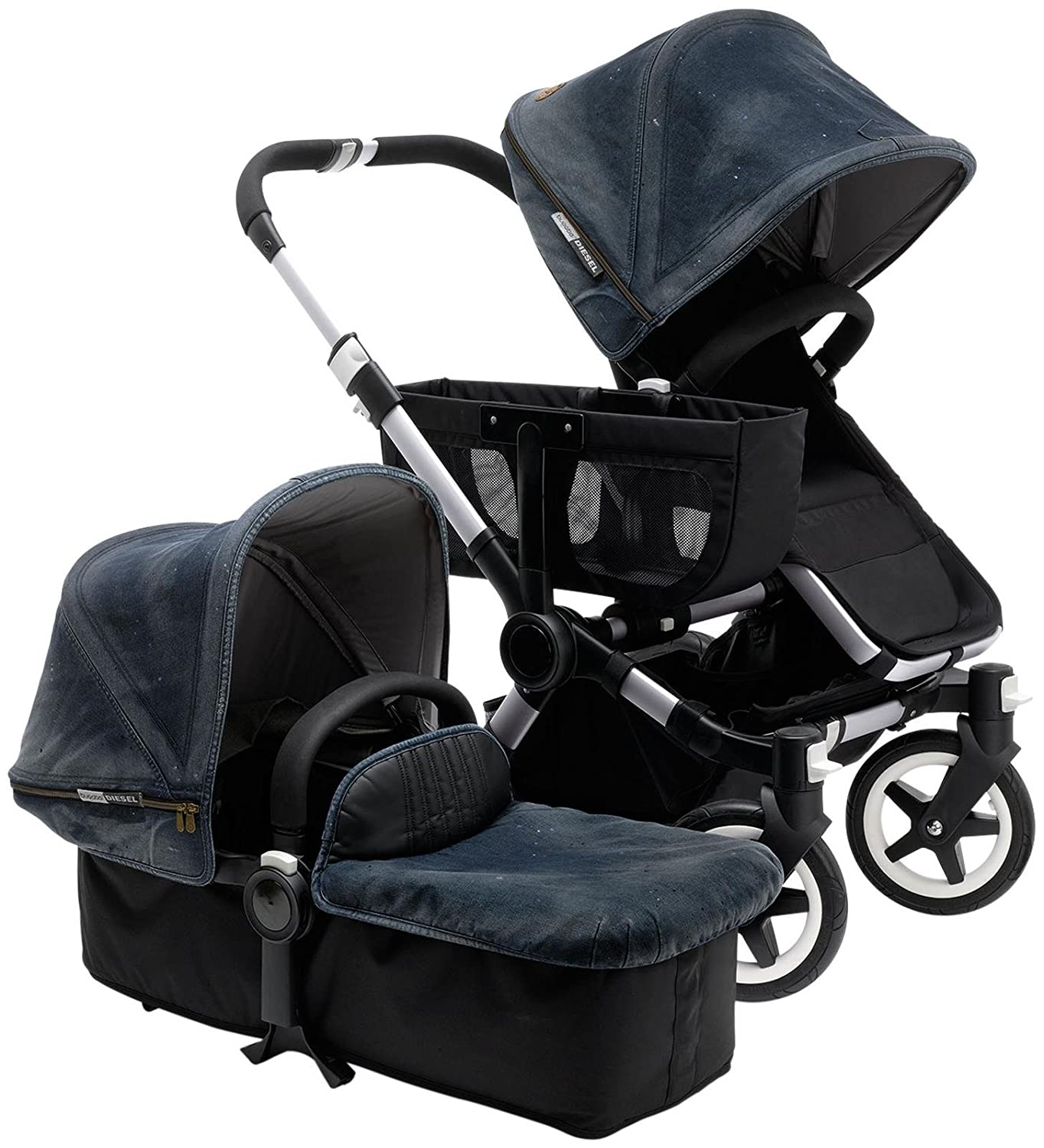 Bugaboo Donkey Tailored Fabrics Set by Diesel 180111DL01