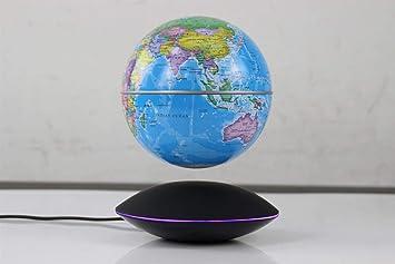World Map Globe on