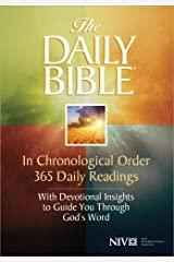 The Daily Bible® (NIV) Paperback