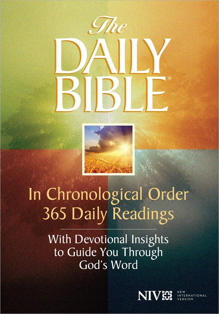 Daily Bible F LaGard Smith product image