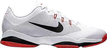online store c4e15 e0075 Nike Men s Air Zoom Ultra Tennis Shoes(White Black Orange, 9.5 D