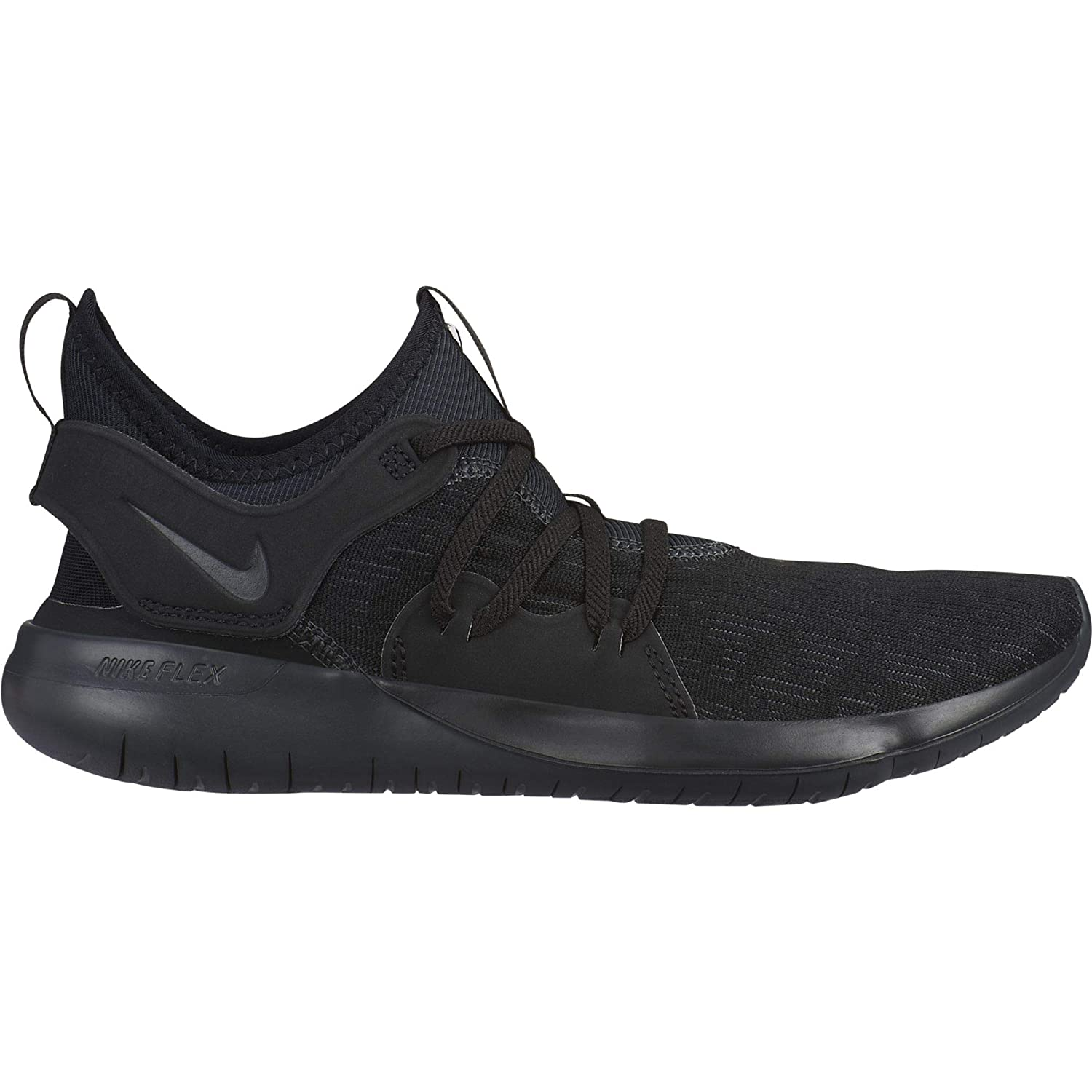 running shoes black white anthracite