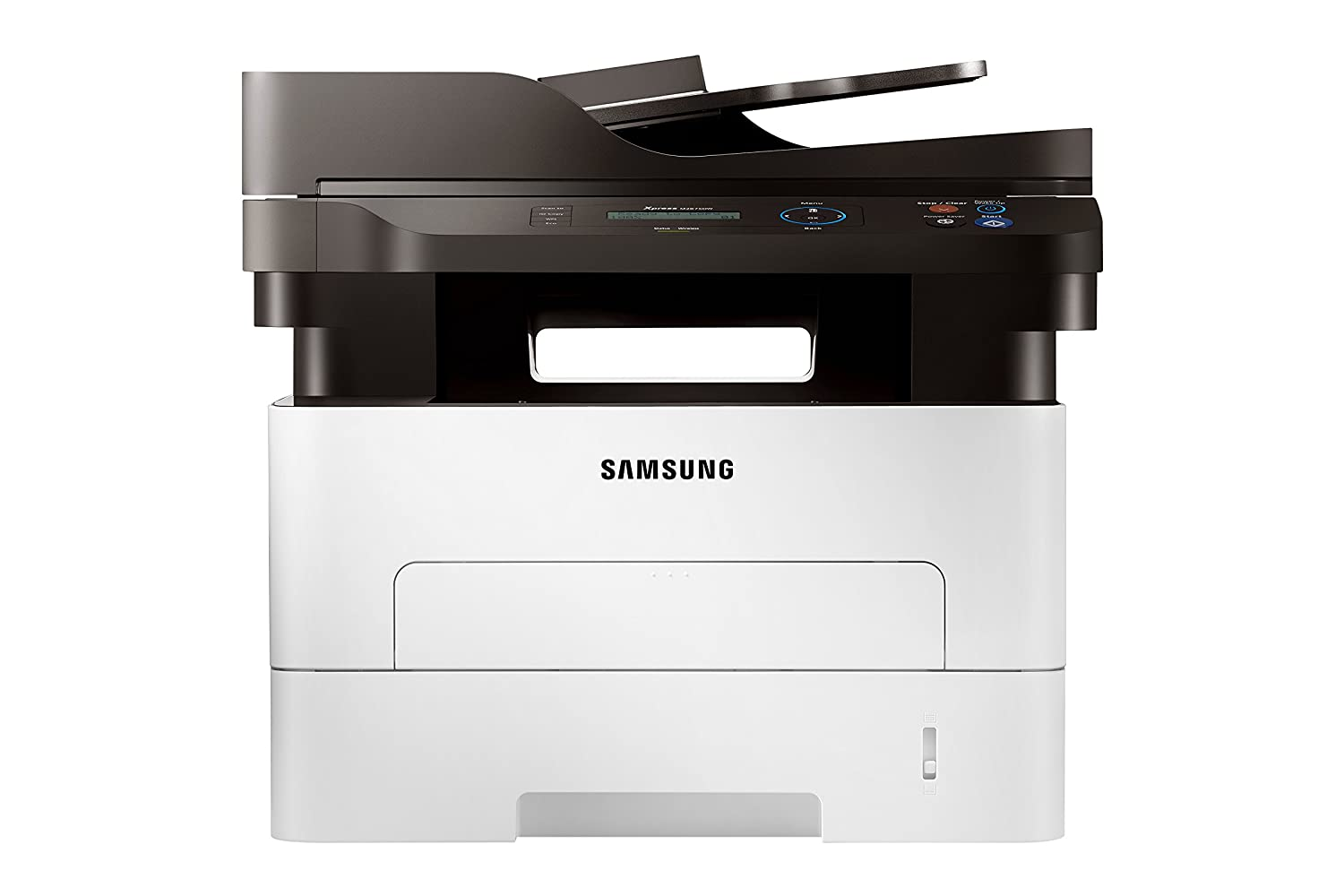 Amazon.com: Samsung Xpress M2875DW Wireless Monochrome Laser Printer with  Scan/Copy, Duplex Printing and Built-in Ethernet (SS351A): Office Products