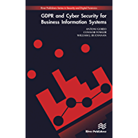 GDPR and Cyber Security for Business Information Systems (River Publishers Series in Security and Digital Forensics) (English Edition)