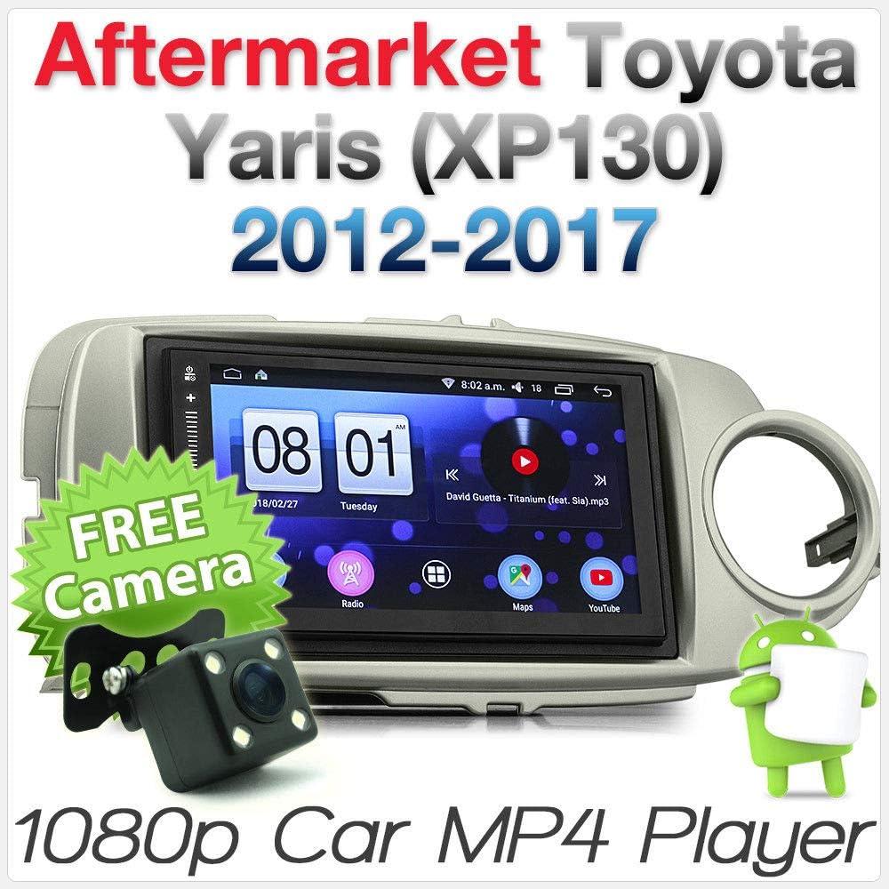 Tunez - Reproductor de MP3 para Toyota Yaris 3ª generación Gen ...