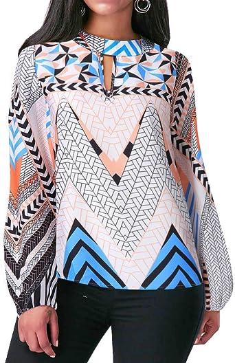 Camisetas Verano Mujer Ronamick Fiesta Blusa Negra Mujer Fiesta Tops Deportivos Niña Fiesta Camisa Medieval Mujer (Multicolor,XL): Amazon.es: Iluminación
