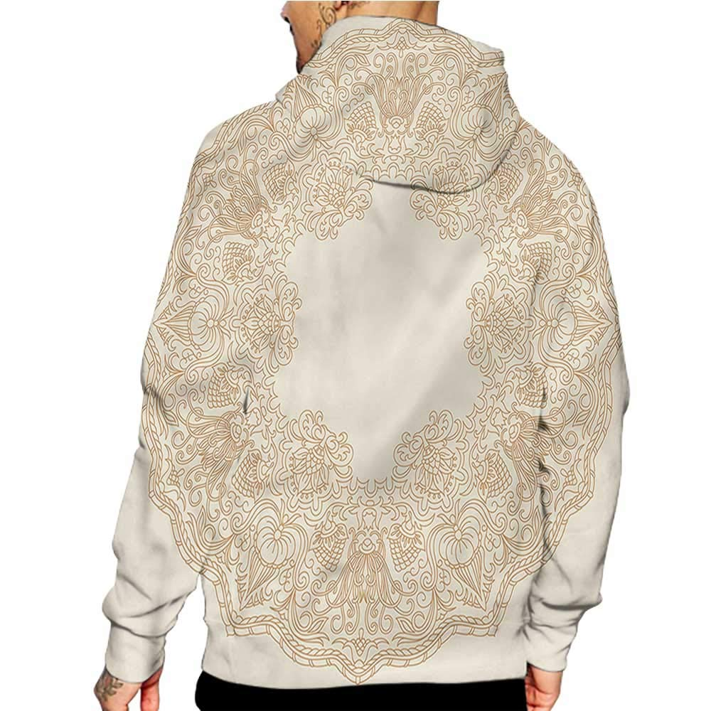 Hoodies Sweatshirt Pockets Beige,Chevron Oak Parquet Art,Sweatshirts for Boys