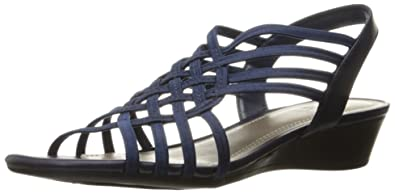 781a44117891 Impo Women s Refresh Dress Sandal Navy 6 ...