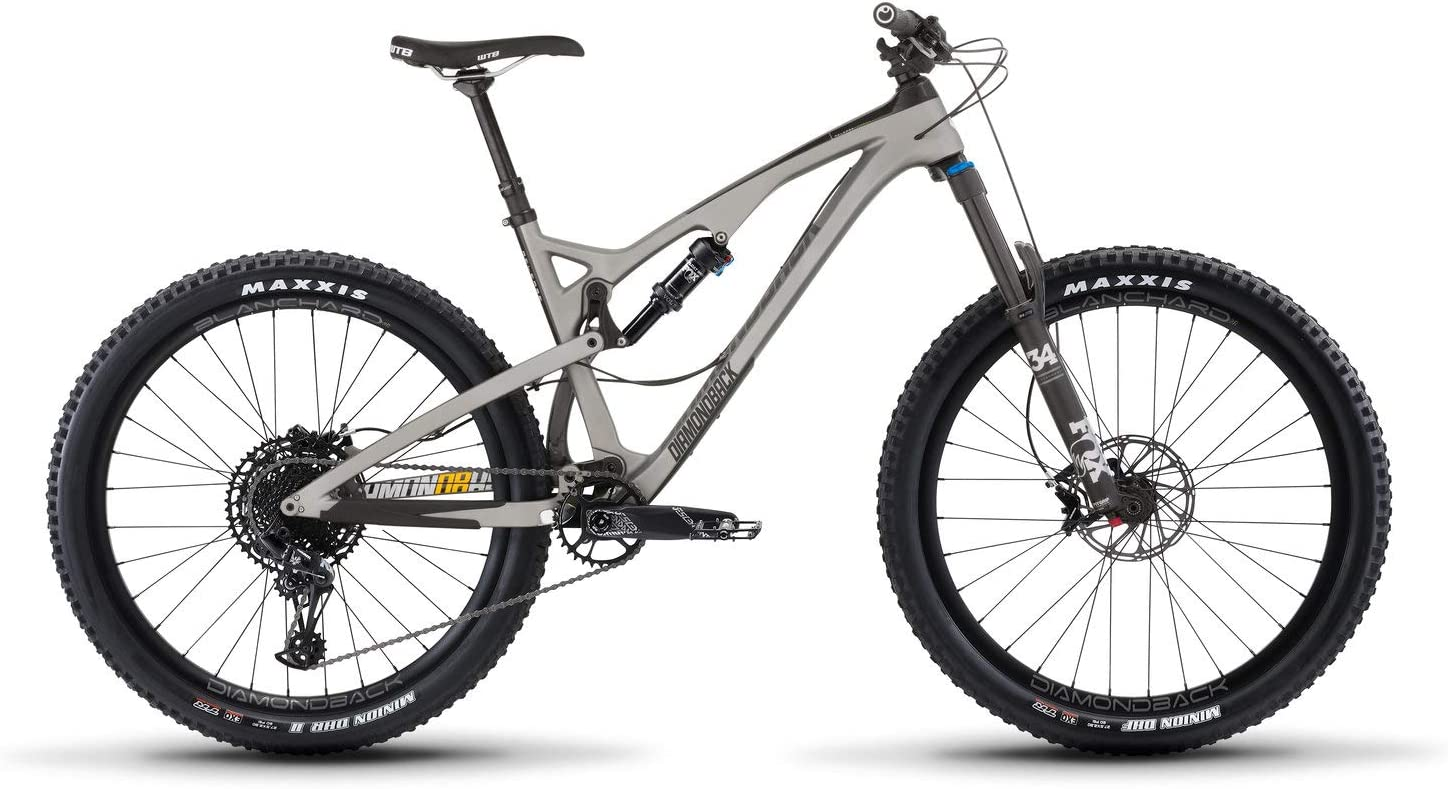 Release 4C Carbon Full Suspension Mountain Bike