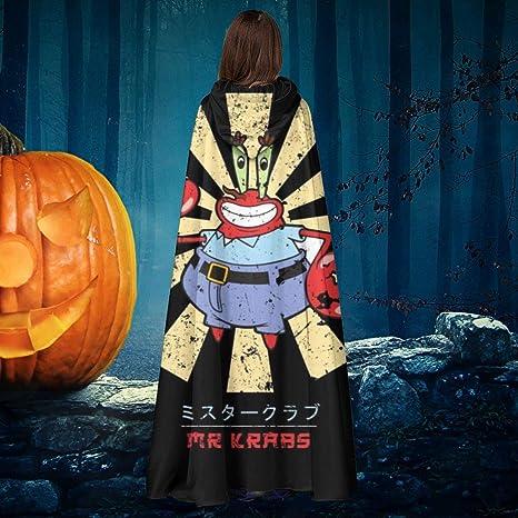 OJIPASD - Disfraz de Mr Krabs Retro japonés de Bob Esponja Unisex ...