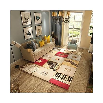 sanqi Laminat Teppich kibek Wohnzimmer kinderzimmer IKEA rund ...