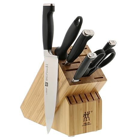 Amazon.com: ZWILLING J.A. Henckels - Juego de cuchillos ...