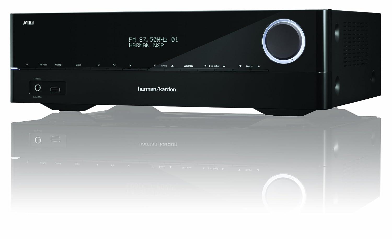Harman/Kardon AVR 161 - Receptor de audio y vídeo (85 W, 5 x HDMI ...