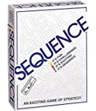 Sequence Card Game , Challenge Strategy Board Games Funny Entertainment Board Game Friend Family Party Fun Playing Desktop Cards