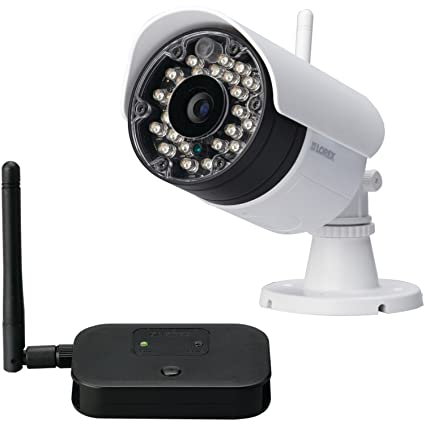 amazon com lorex lw2231 wireless cctv security camera white