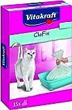 VITAKRAFT CloFix sac de toilette chat - 15 Sacs
