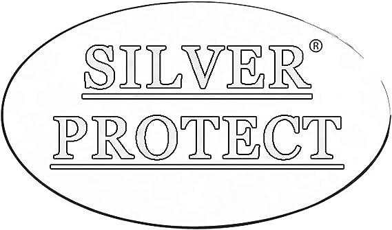 biberna Sleep /& Protect 0809600 Edizione Molton Impermeabile allAcqua 1x 70x140 cm Bianco