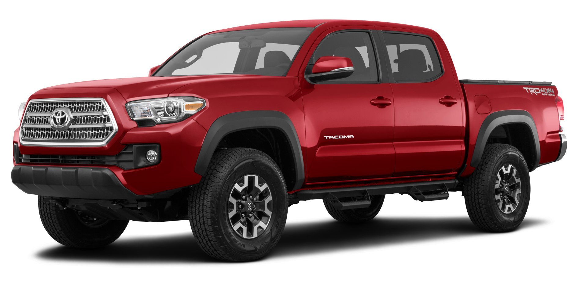 2017 toyota tacoma reviews images and specs vehicles. Black Bedroom Furniture Sets. Home Design Ideas