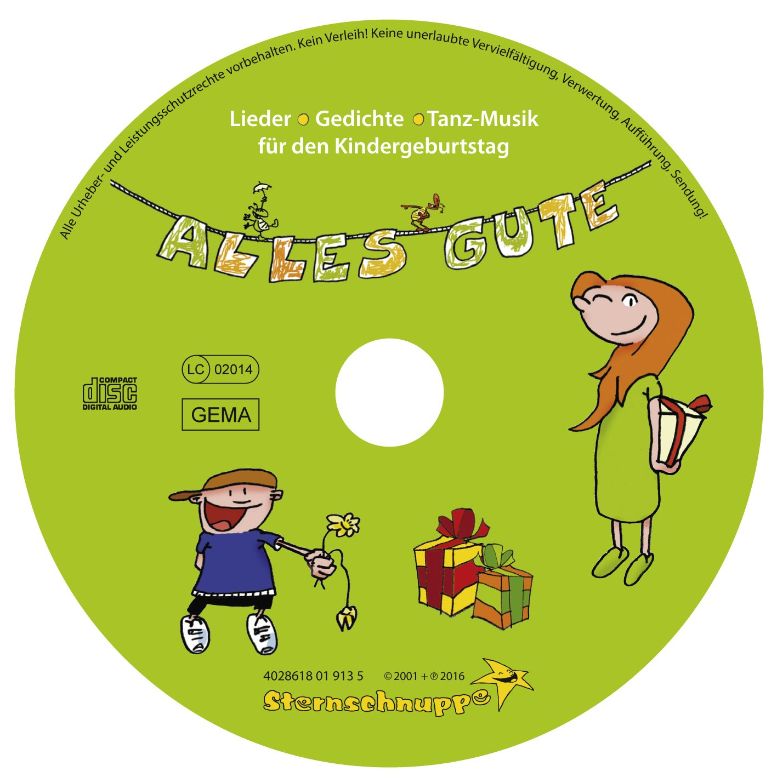 Alles Gute! CD+Idee - Sternschnuppe: Amazon.de: Musik