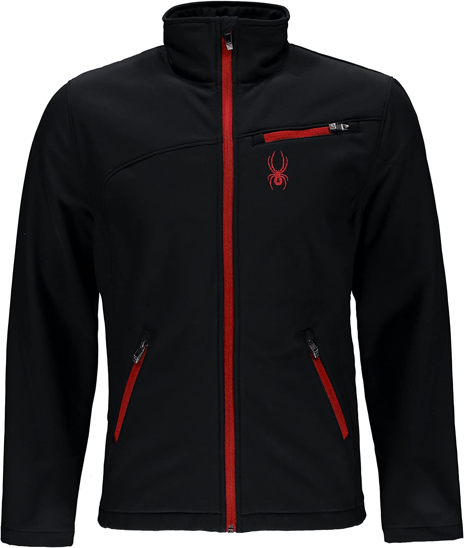 Spyder Men's Softshell Jacket