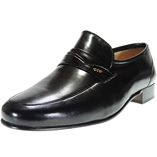 Seva 3020 Zapato Vestir Ceremonia y Ancho Especial Ancho 10 para Hombre: Amazon.es: Zapatos y complementos