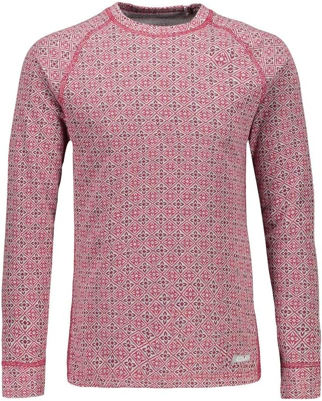 CMP - Camiseta Interior de Lana Merina elástica