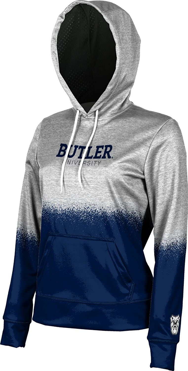 ProSphere Butler University Girls Pullover Hoodie Spray Over School Spirit Sweatshirt