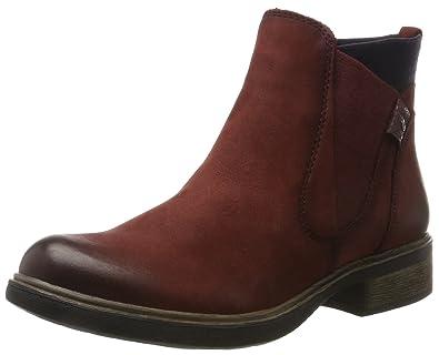 Stiefel Boots bordeaux rot von TAMARIS