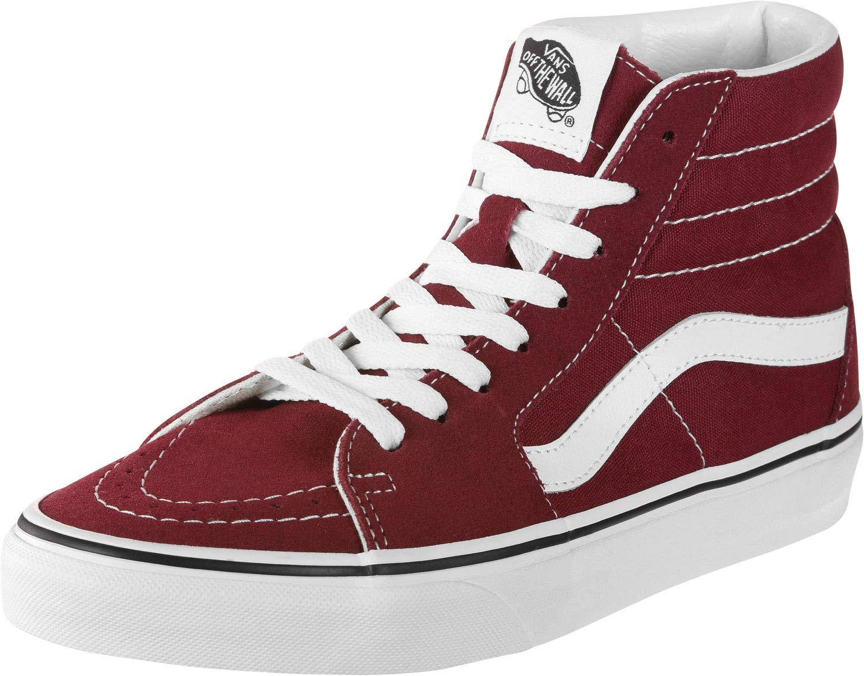 ab3c4f36426 Amazon.com  Vans SK8-HI Blur Check Mens Fashion-Sneakers VN0A38GE  Shoes