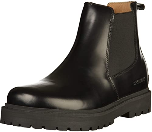 6d0f6a191907 Birkenstock Stalon Women's, Black, Oiled Leather: Amazon.ca: Shoes ...
