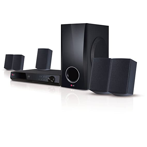 Review LG Electronics BH5140S 500W Blu-Ray Home Theater System with Smart TV capability (Certified Refurbished)