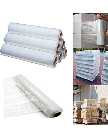 AllRight Emballage Film Plastique Colis Film Etirable pour Palette Transparent