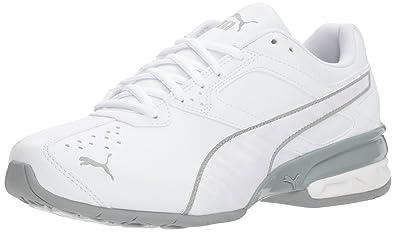 more photos e2720 c87e2 PUMA Women s Tazon 6 IRI Wn Sneaker, White-Quarry, ...