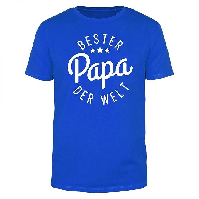 official photos aadb0 2a3a2 FABTEE - Bester Papa der Welt - Herren T-Shirt Größen S-5XL