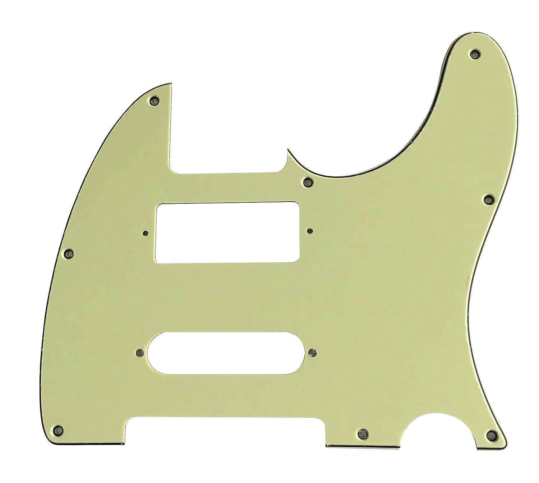 Battipenna per chitarra Fender Telecaster Brent Mason Style Tartaruga marrone a 4 strati.