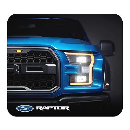 Custom Ford Raptor >> Amazon Com Ford F 150 Raptor Graphic Pc Mouse Pad Custom