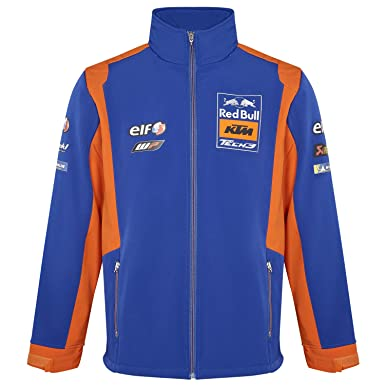 Red Bull Tech 3 T-Shirt Lady KTM Americana, Azul, 12-13 Años ...