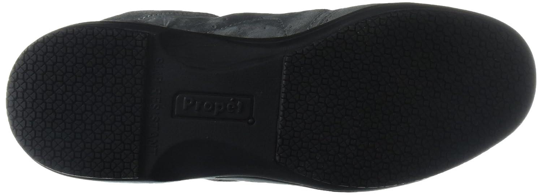 Propet Women's Washable Walker Sneaker B06XSFDWTQ 5 B(M) US|Sr Pewter