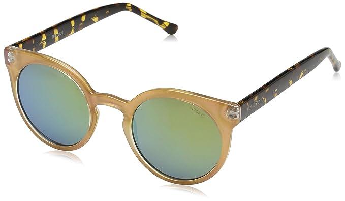 Komono Lulu Monturas de gafas, Beige (Pearl Tortoise), 46.0 ...
