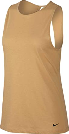 a74c6cf5551 Nike Women s Dri Fit Training Tank at Amazon Women s Clothing store