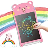GUYUCOM Colorful Drawing Doodle Board 8.5-Inch New Kids Toys Writing Tablet with Lock Button for Girls, Boys,Kids (Pig)