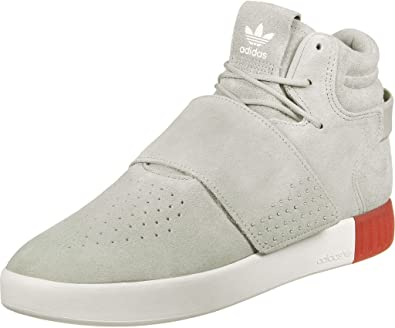 san francisco cbbe3 87c50 Adidas Tubular Invader Beige Shoes for Men