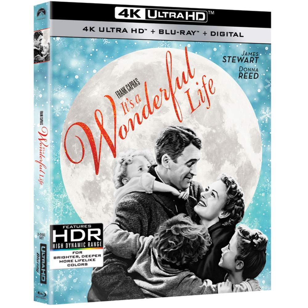 It's a Wonderful Life [Blu-ray]
