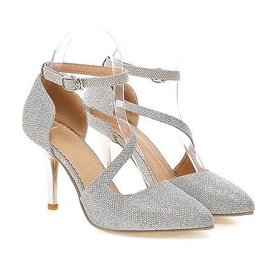 Haut À De Belles Pour Les Chaussures Talon Sandale Belle SVLqMUGzp
