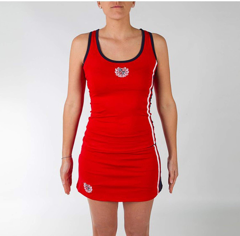 Padel/Sport Revolution Falda Sport Revolution, Mujer, Rojo, XL ...