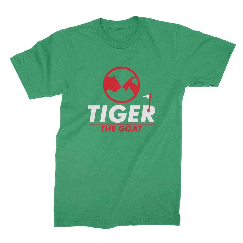 Tiger Goat Shirt Golfer Shirt