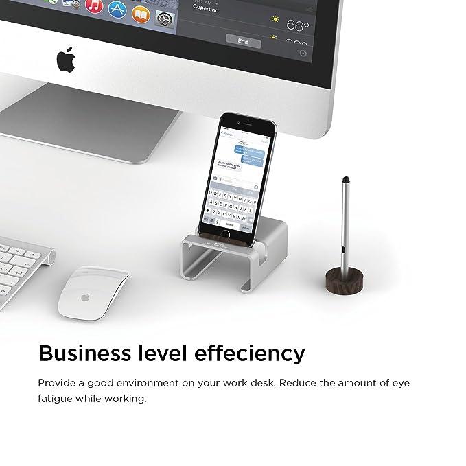 Amazon.com: elago M3 Soporte para todos los iPhones, iPad ...